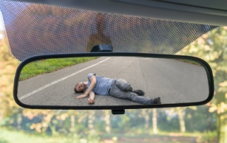 leave the scene of a dui accident in arizona