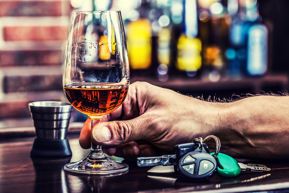 how much alcohol can you consume to avoid a dui