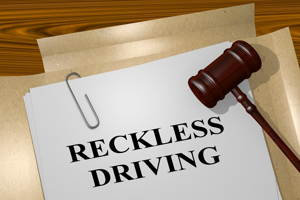what is wet reckless driving